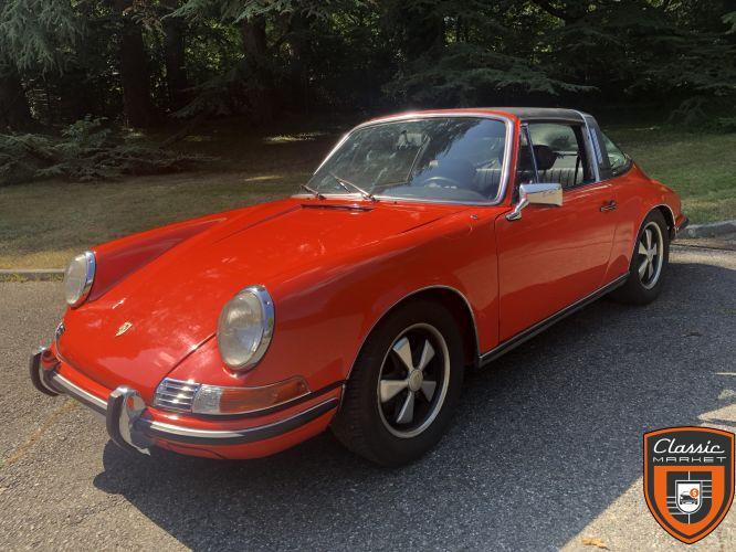 PORSCHE 911 TARGA 2.2E 1970