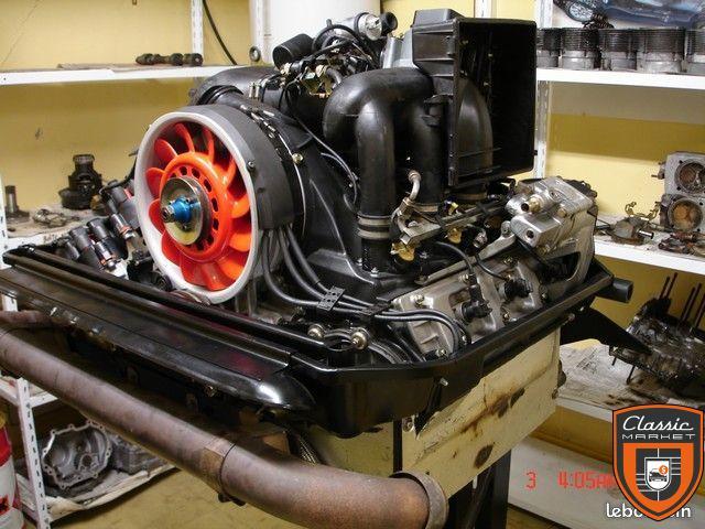 Moteur 964 3.6 l