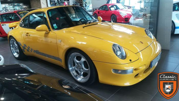 993 C2 Look RS
