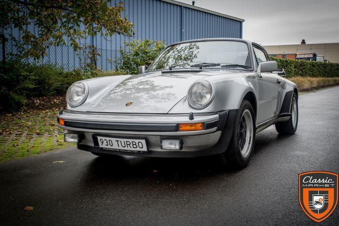 Porsche 911 930 Turbo 3.3