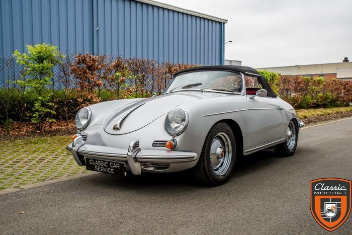 Porsche 356B T5 Roadster by Drauz