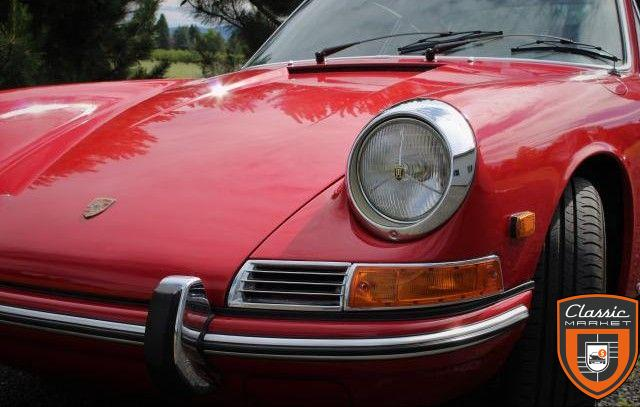 1968 Porsche 911 - AMAZING LOW MILE 911