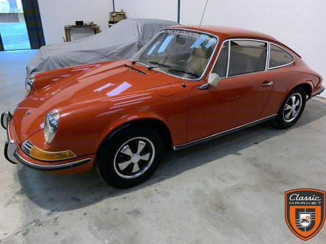 PORSCHE 911 2.2 T 1971