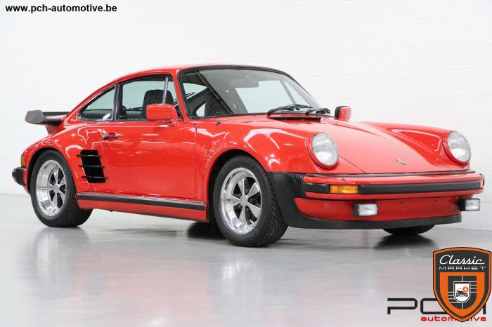 PORSCHE 930 Turbo 3.3 - MATCHING NUMBERS - (EU CAR)