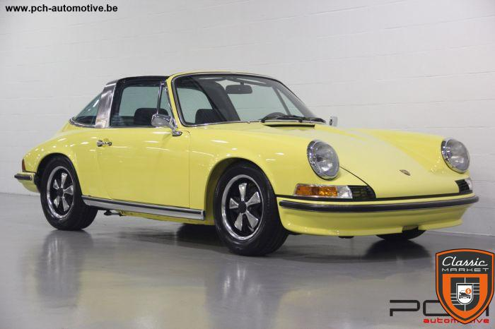 PORSCHE 911 2.4 T Targa - FULLY RESTORED - BODY-OFF -