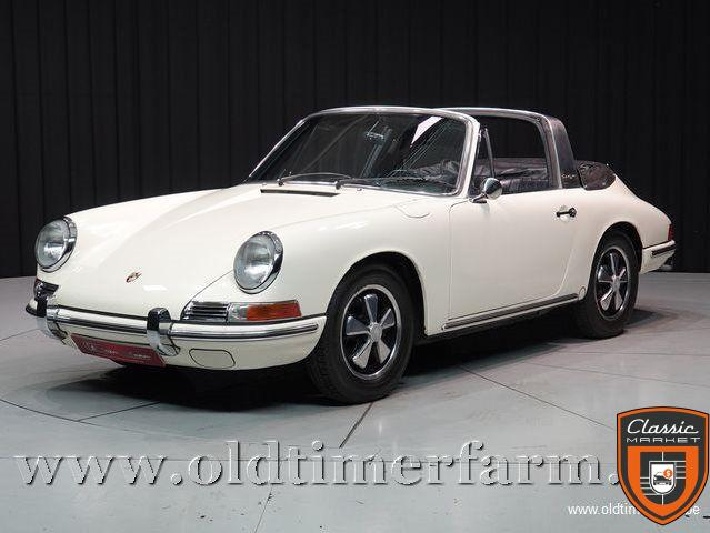 Porsche 912 Targa Soft Window '67
