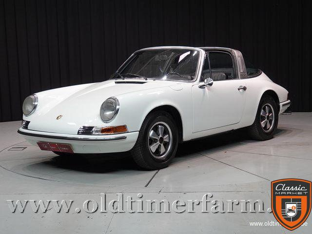 Porsche 911 2.4T Targa Olklappe '72