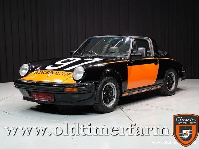 "Porsche 911 2.7 Targa Rijkspolitie ""Alex 97"" '75"