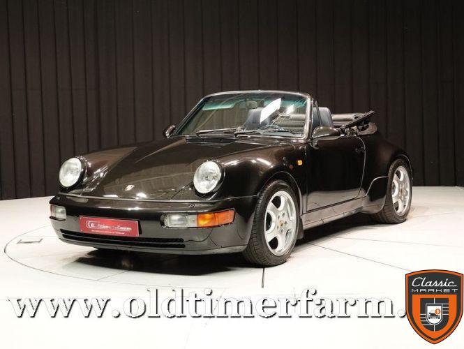 Porsche 911 964 WTL Cabriolet '93