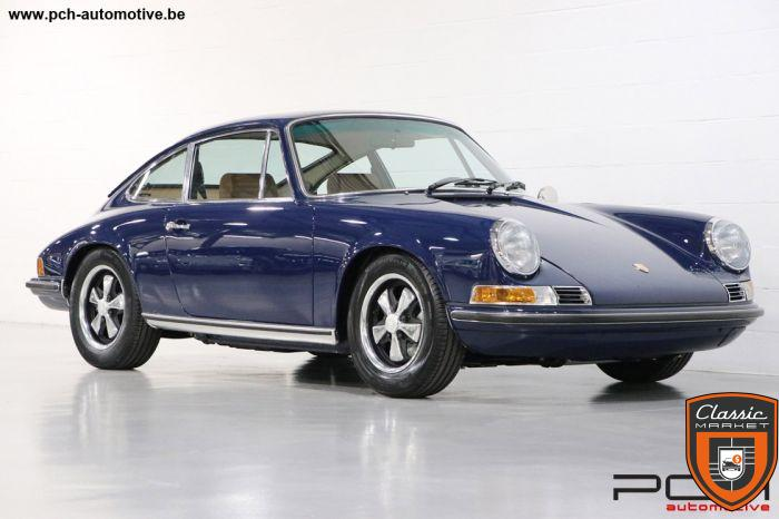 PORSCHE 911 2.2 E - FULL RESTORED - BODY-OFF - MATCHING -