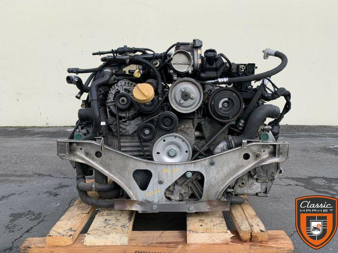 2001 Porsche Carrera 911 996 3.4L Complete Engine