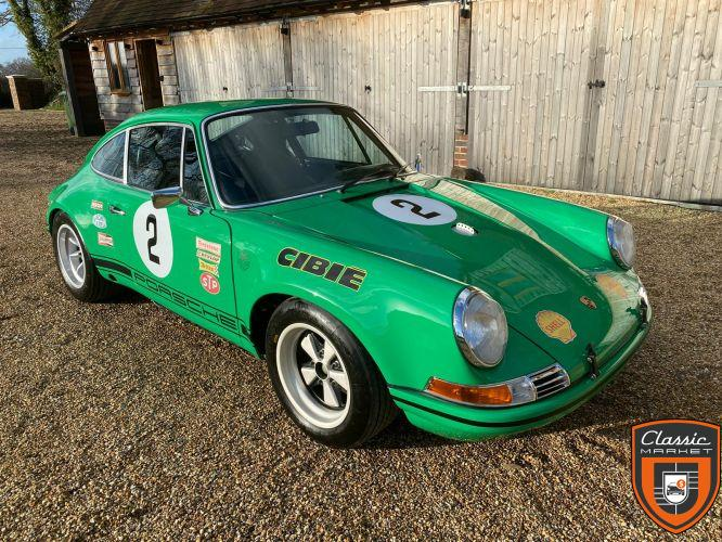 REDUCED - REDUIT - £150k nut & bolt 911ST recreation with 2.8l 265bhp