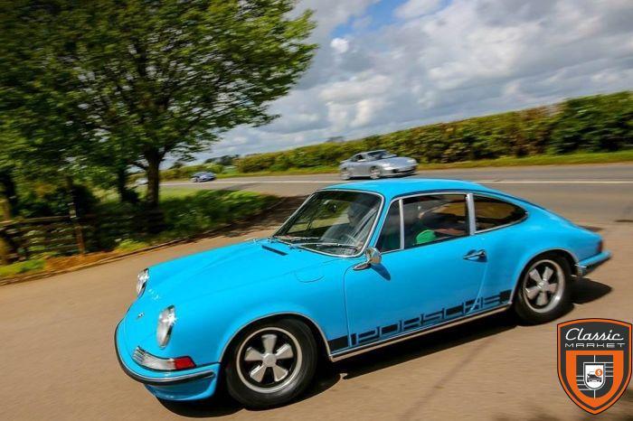 912 Mexico blue 1969 Moteur completement refait il y a 2000km