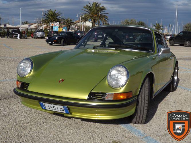 Porsche 911T (MFI) US ver.
