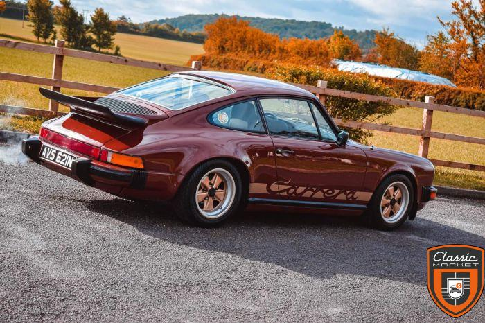REDUCED - Best priced bargain 911 2.7MFI