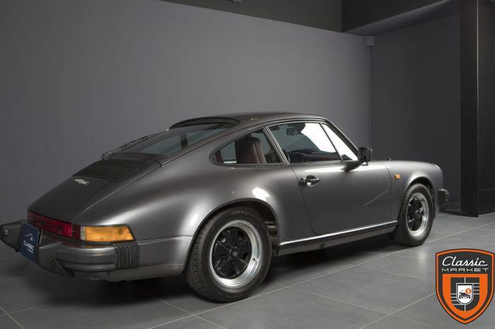 Porsche 911 SC série limité Jubilé 200 EX
