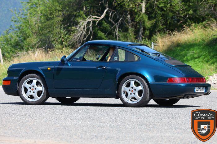 Porsche 964c2 tiptronic