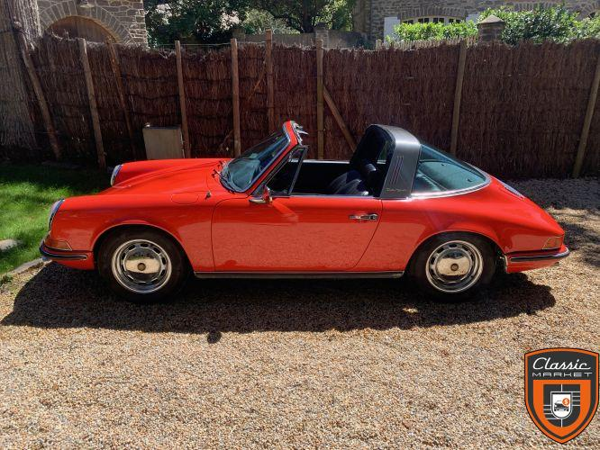 912 Targa Hard Window 1969