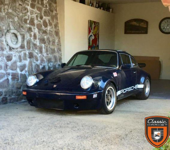 Immaculate 911 Outlaw / IROC recreation