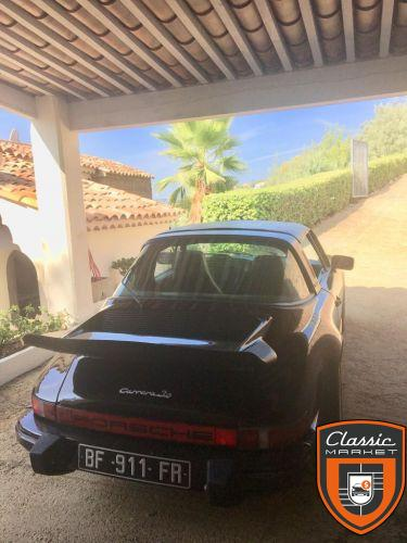 Fantastic original Carrera 3.0 Targa with fully known history