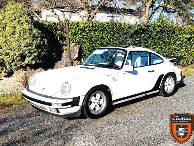 Carrera 3.2  (Grand Prix Weiss) 1983