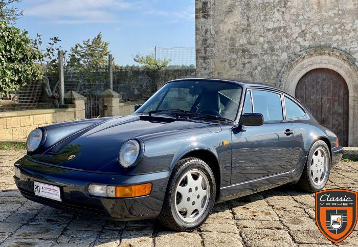 PORSCHE 964 Carrera 2 Tiptronic Coupé