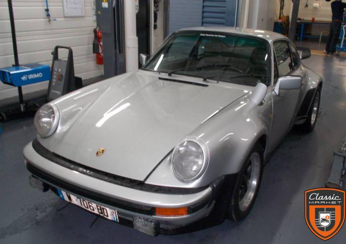 911 TURBO 3.0 - 260ps