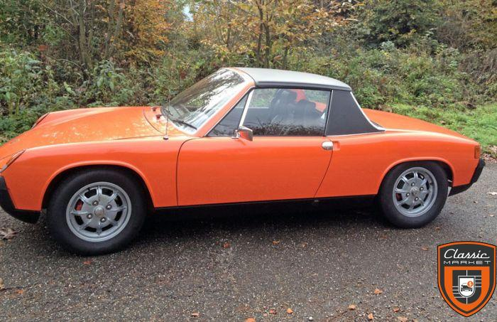 914 - 4cyl - 2.0l - GB47 - Restoration to end