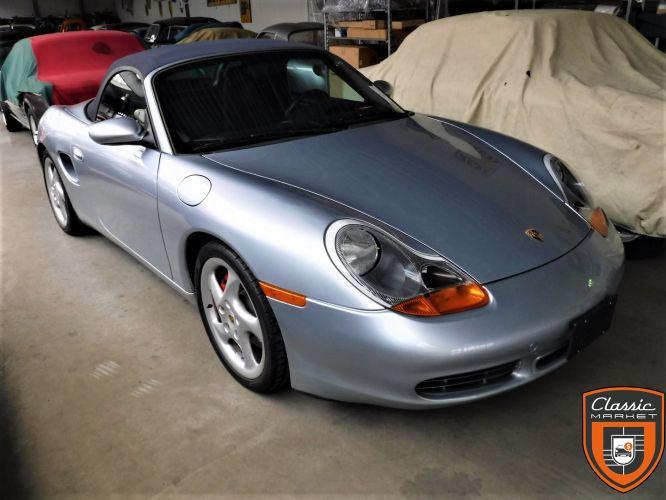 Porsche Boxster S 2001