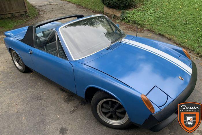 Porsche 914 2.0L 1973