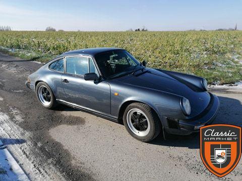 Porsche 911 SC 83
