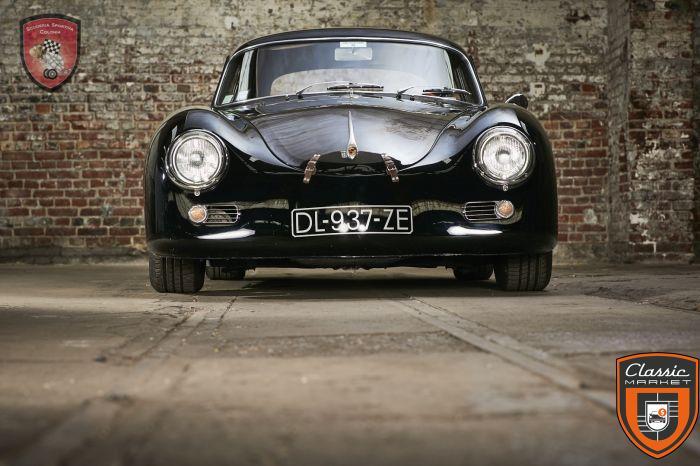 """Porsche 356 A  """" Outlaw"""""""