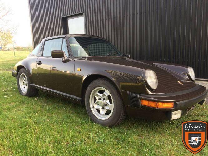 Porsche 911 3.0 SC TRGA