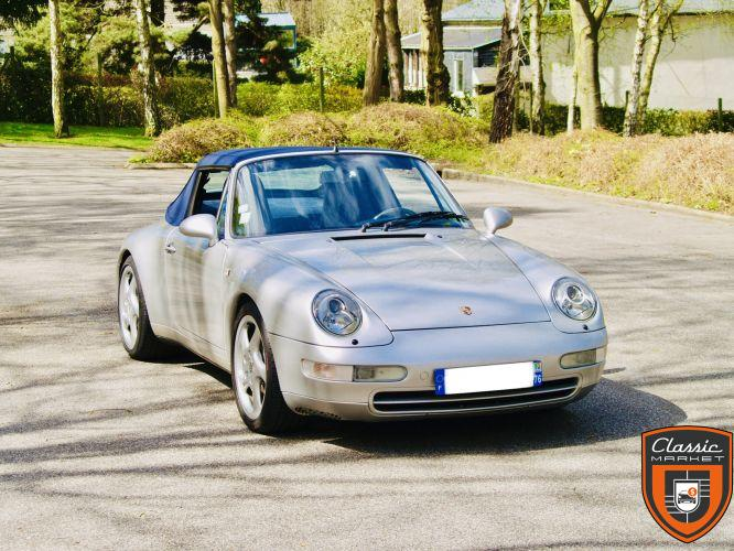 Porsche 993 Cabriolet 3.8 X51