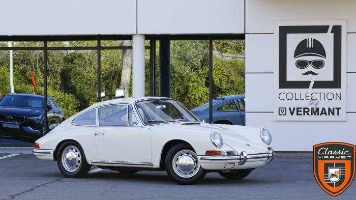 Porsche 912 1966 - Restored to Note 2 - 5 speed - 118BHP - Matching