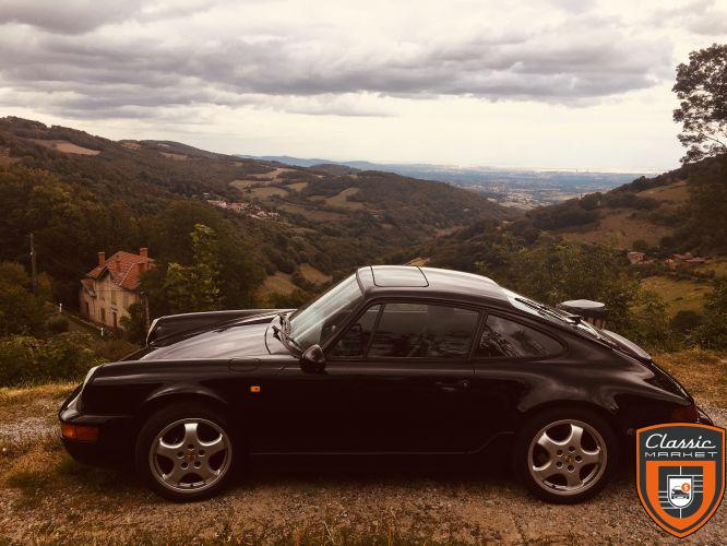 Porsche 964 C2 Etat exceptionnel