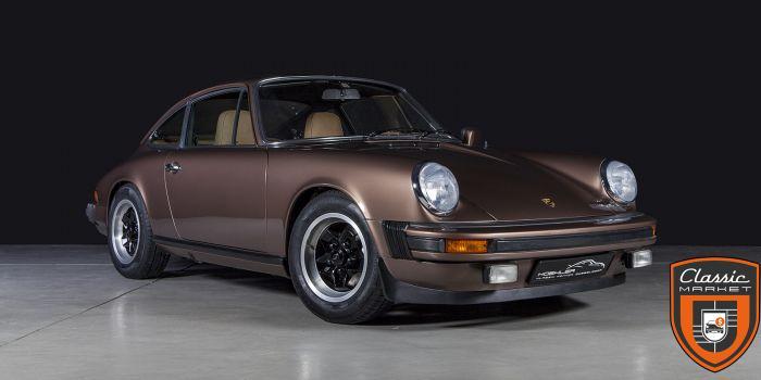 1976 Porsche 911S fully restored