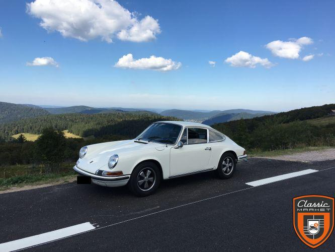 Porsche 912 1969 LWB