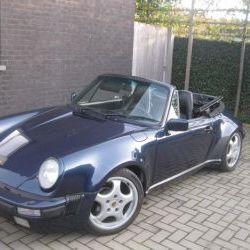 Porsche 911 Umbouw nach G-Model WTL 3.2cc