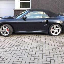 Porsche 911 996 Turbo Carrera Cabrio X50 450ps