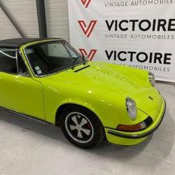 911 2,4 E TARGA 1973