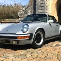 Porsche 911 Targa 3.0 SC - Excellent état