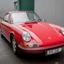 Porsche 911 E 2.0 Coupe