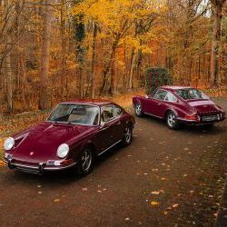 *** SOLD *** Porsche 911 2.2T Coupe 1970 / European car / Fully restored
