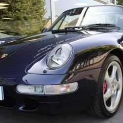 Porsche 911 Type 993 Carrera Cabriolet 285Ch