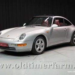 Porsche 911 993 Targa Tiptronic '97
