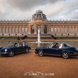 "*** SOLD *** Porsche 911 2.4T Targa ""Oil klappe"" 1972 / 1 OF 1523ex / Restored"