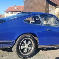 Porsche 2.4S 1972