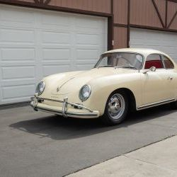 1958 Porsche 356 A Super 1600
