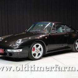 Porsche 911 993 Turbo X50 Kit '96